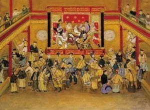 Beijing Opera Stage - Huacui Arts