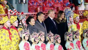 Trump_Peking_opera_Palace_Museum